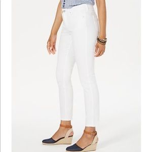 Style & Co Jeans - Style & co  Tummy-Control Slim-Leg Jeans high rise